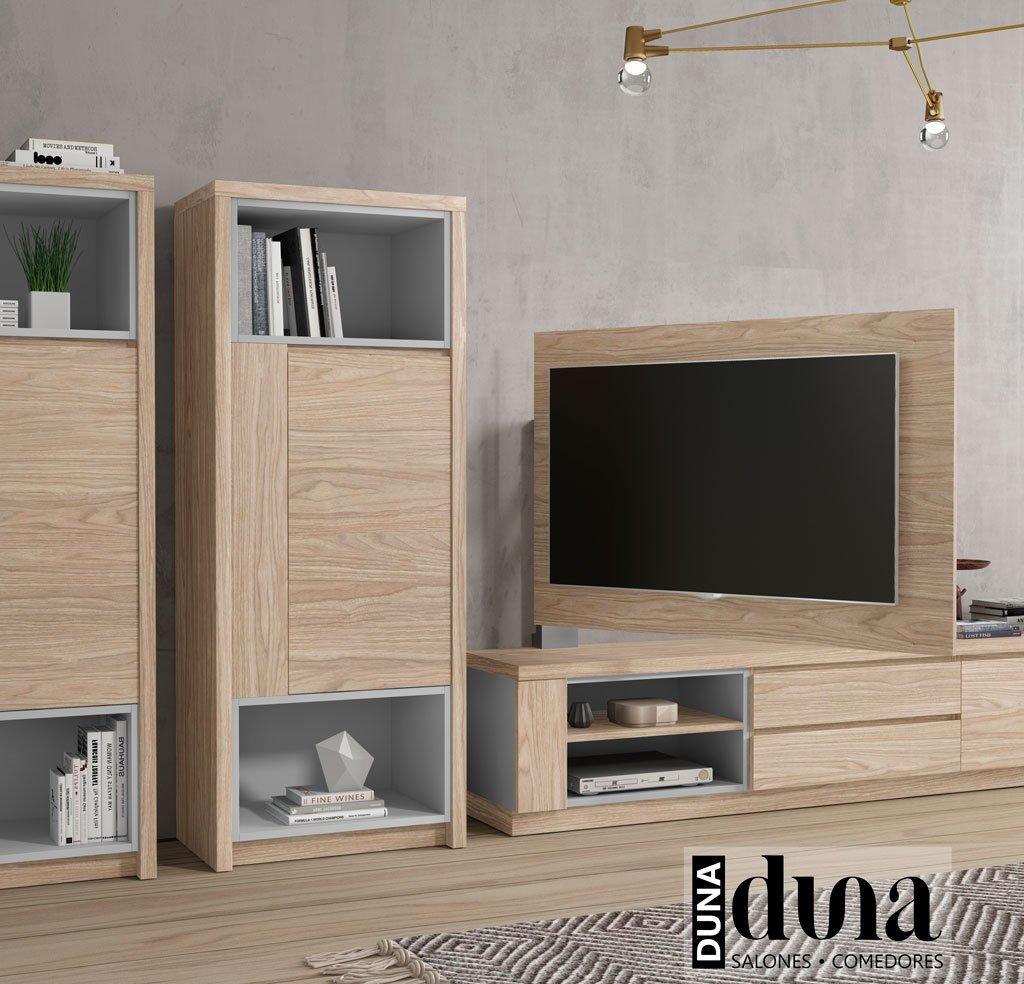 Completa TU mueble TV con un panel para televisión sencillo y práctico
