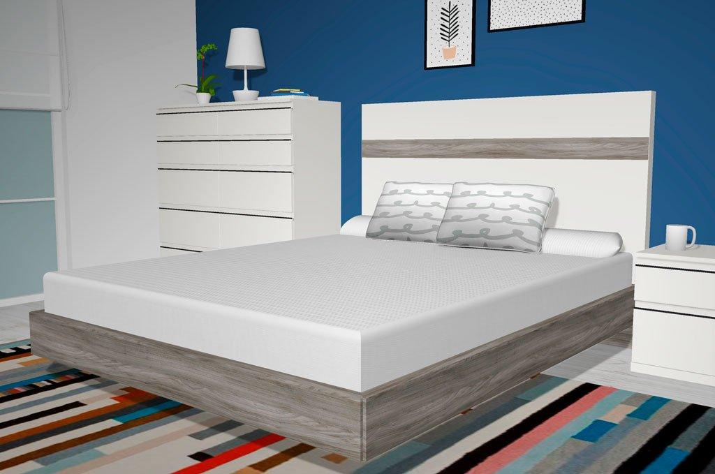 Da un estilo propio a tu dormitorio con estos muebles tan actuales