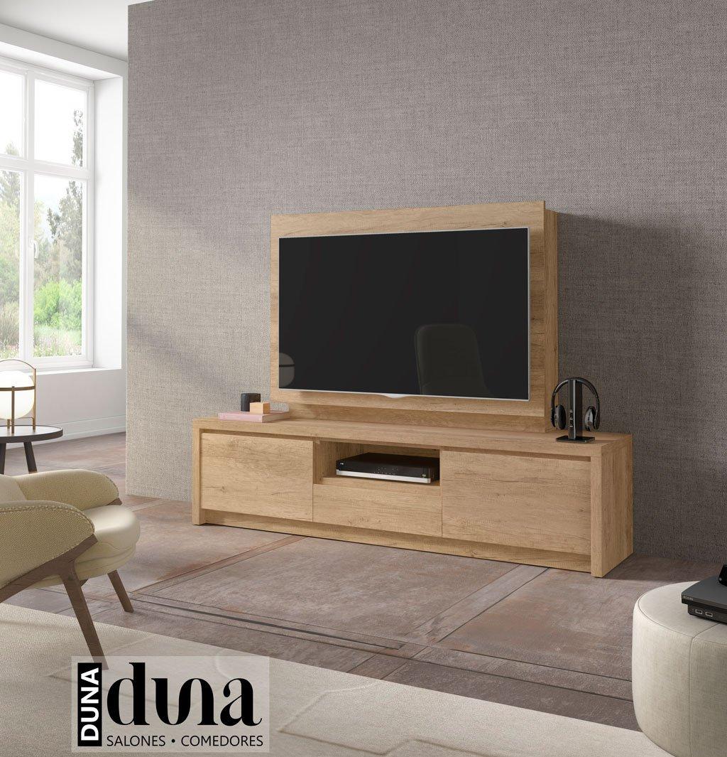Mueble TV modelo D107C en Teka