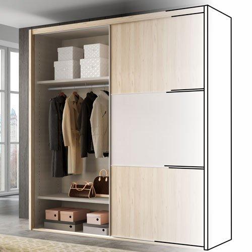 Catálogo de armarios de puertas correderas y batientes de diseño