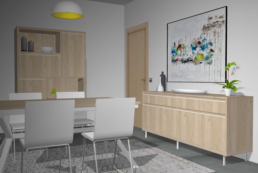 Mira que muebles tan actuales vas a encontrar en el catálogo KAY 3.0