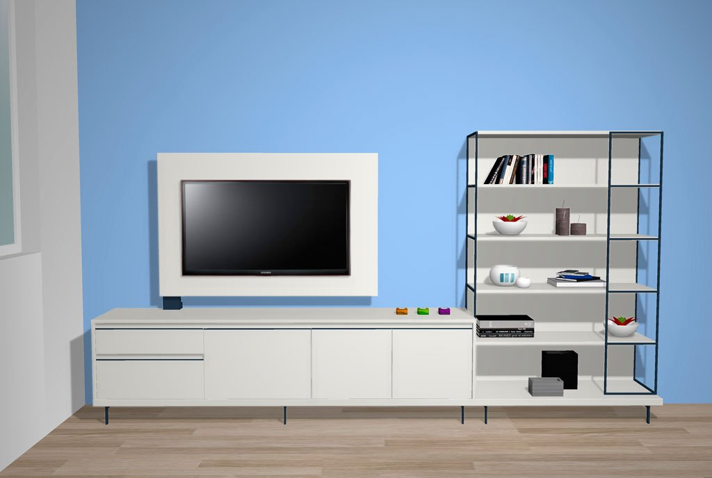 Todos los muebles que te hacen falta para tener el salón ideal