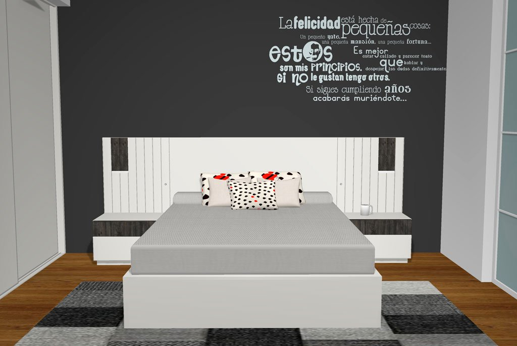 ¿Y si la solución para ordenar el dormitorio está debajo de tu cama?