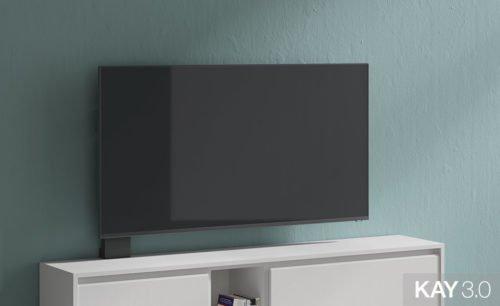 Panel TV giratorio modelo 120 de la colección KAY 3.0