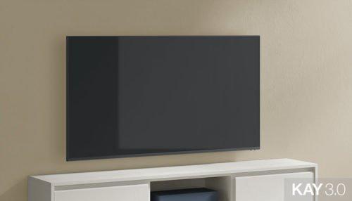 Soporte TV giratorio modelo 121 del catálogo KAY 3.0